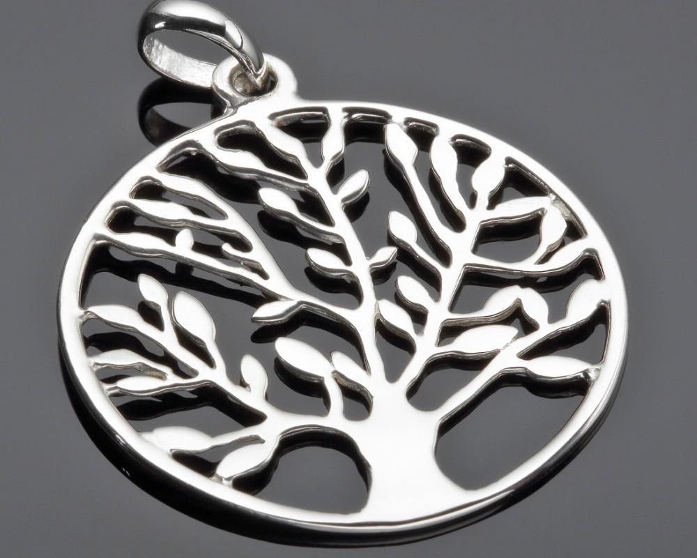 SCHMUCK ONLINE, TREE OF LIFE ANHÄNGER, LEBENSBAUM KETTEN