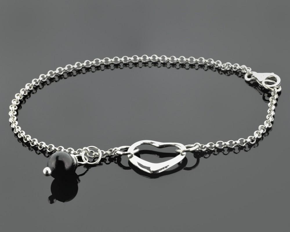 silberschmuck online designerarmband armband silber. Black Bedroom Furniture Sets. Home Design Ideas