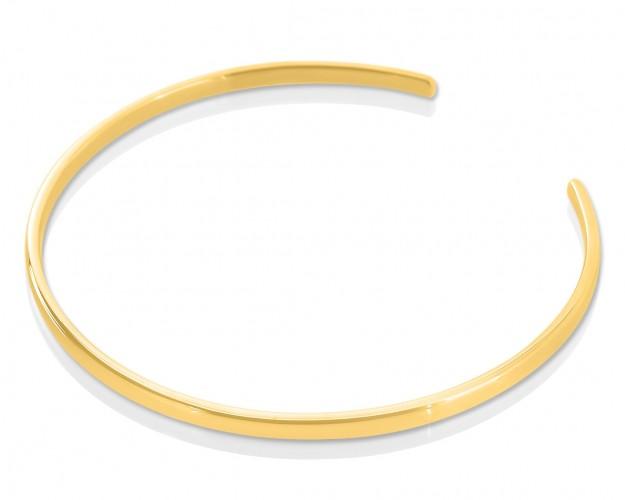 damen armreif silber vergoldet armrefen gold eleganter. Black Bedroom Furniture Sets. Home Design Ideas