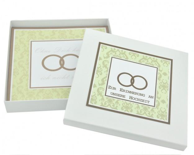 Geschenk Schachtel Zur Hochzeit Für Braut Trauzeugin